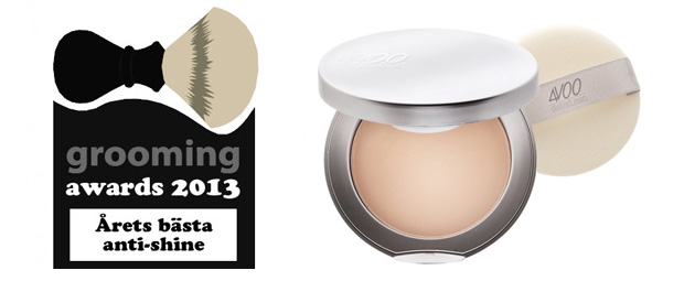 grooming awards antishine