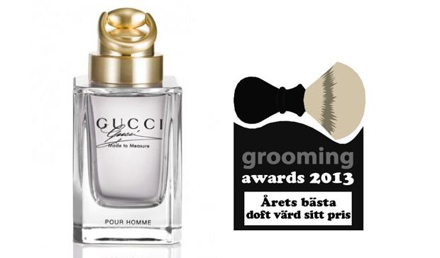 grooming awards doft värd sitt pris