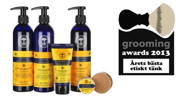 grooming awards etiskt tänk