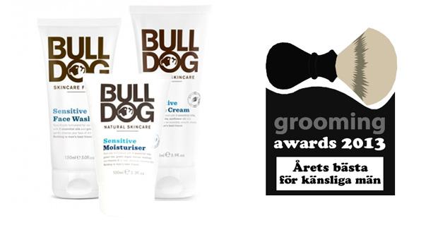 grooming awards för känsliga män