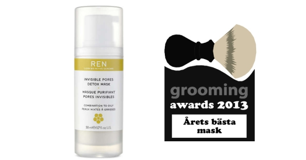 grooming awards mask
