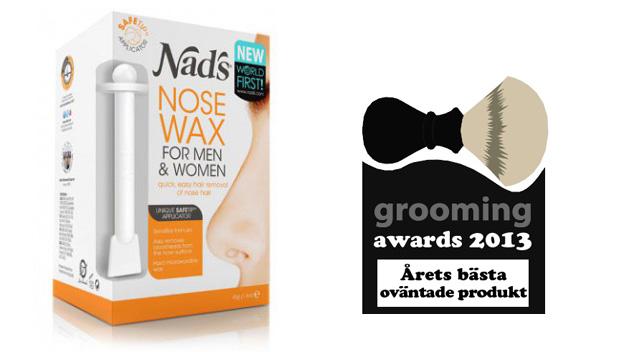 grooming awards oväntade produkt