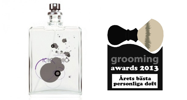 grooming awards personlig doft