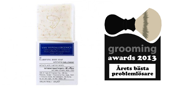 grooming awards problemlösare
