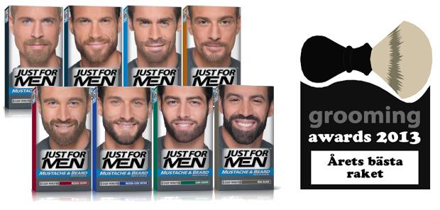 grooming awards årets raket