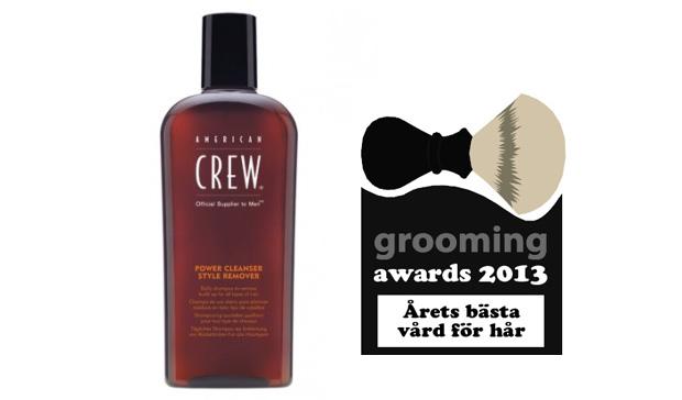 grooming awards vård för hår