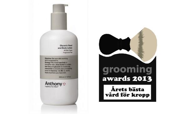 grooming awards vård för kropp