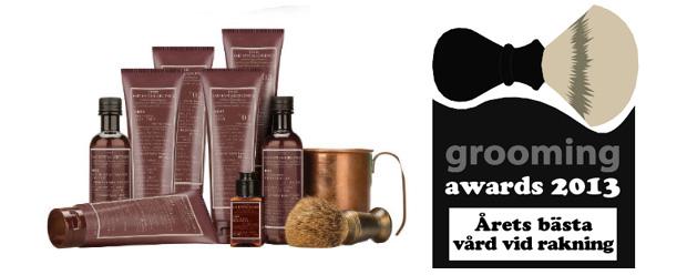 grooming awards vård vid rakning