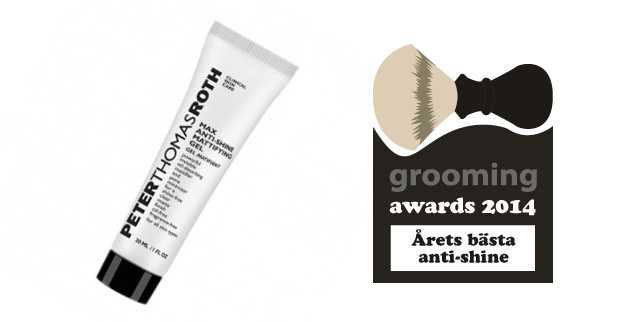 bästa anti-shine peter thomas roth