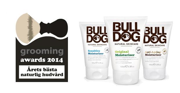 bästa naturliga hudvård bulldog