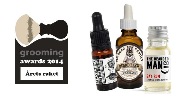 bästa raket 2014 skäggoljan