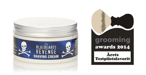testpilotsfavorit bluebeards revenge shaving cream