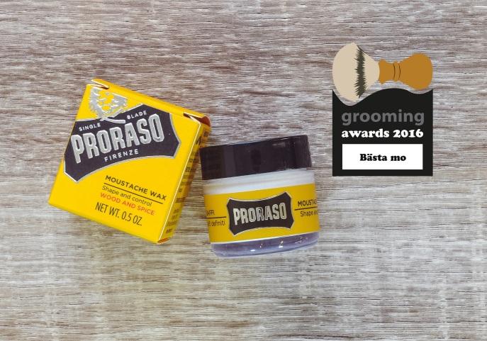 grooming awards 2016 proraso