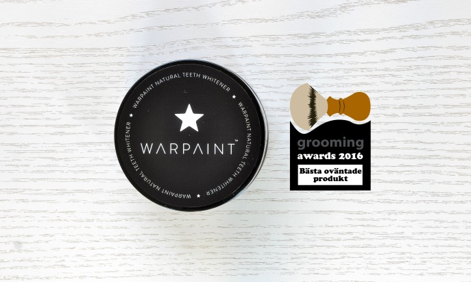 grooming awards 2016 warpaint