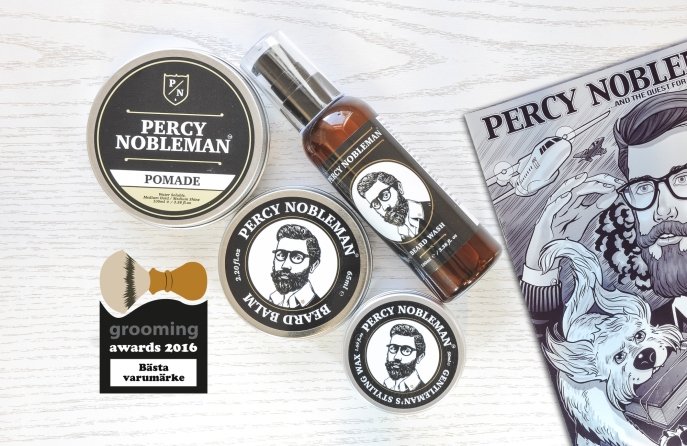 grooming awards 2016 percy nobleman