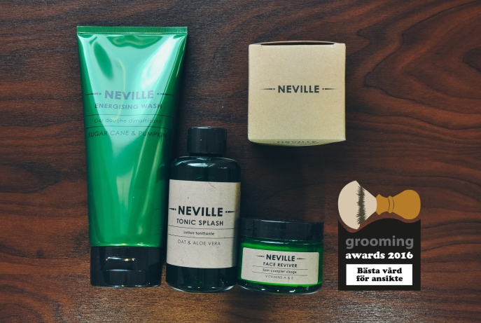 grooming awards 2016 neville