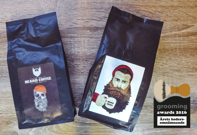 grooming awards 2016 beard coffee