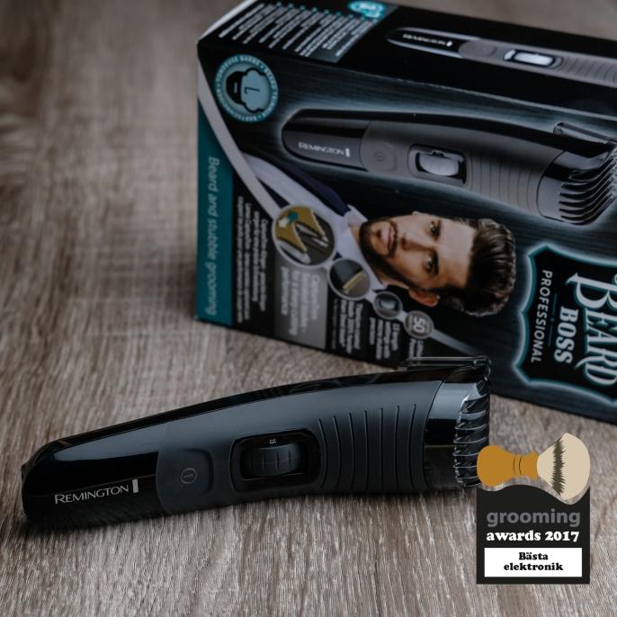 grooming awards 2017 remington