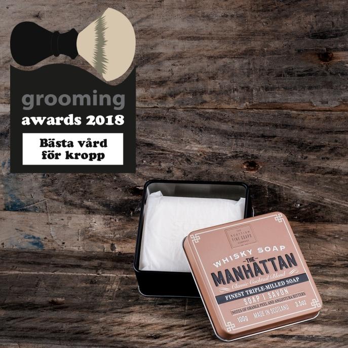 grooming awards 2018
